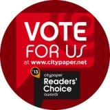 City Paper Readers' Choice Logo