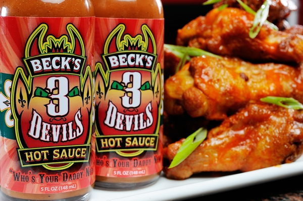 Beck's Cajun Cafe 30th Street Station Specials 9/16 to 9/21